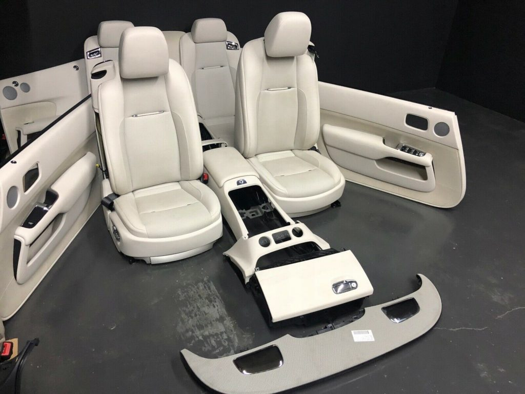 Luxury Cars Parts