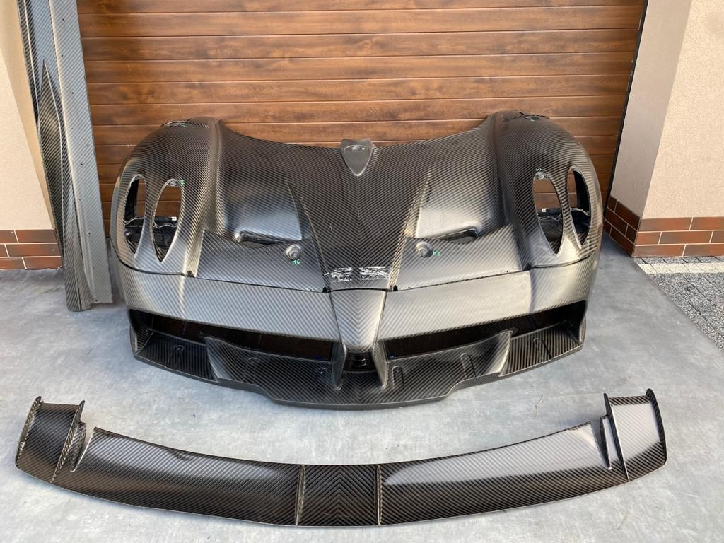 Pagani Huayra Front Complete OEM