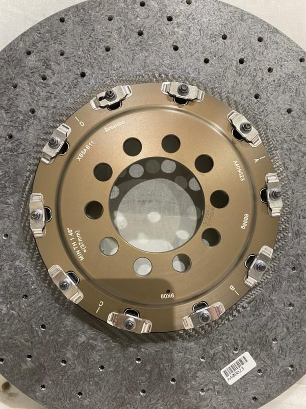 Ferrari F488 Front and Rear Brake Discs / Rotors
