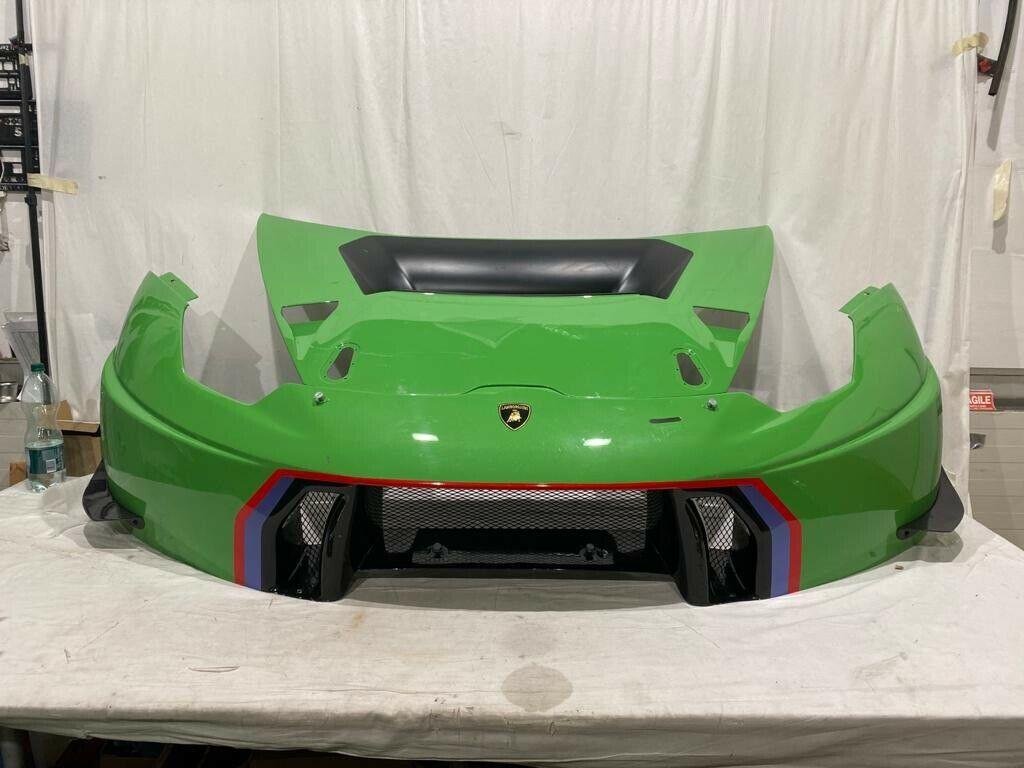 Lamborghini Huracan Evo Front LIMITED EDITION