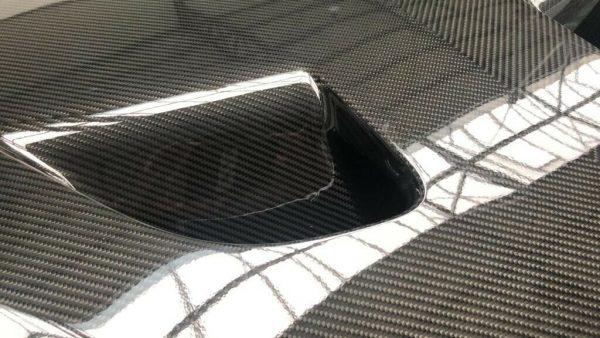 McLaren 620R Hood Bonnet, Full Carbon