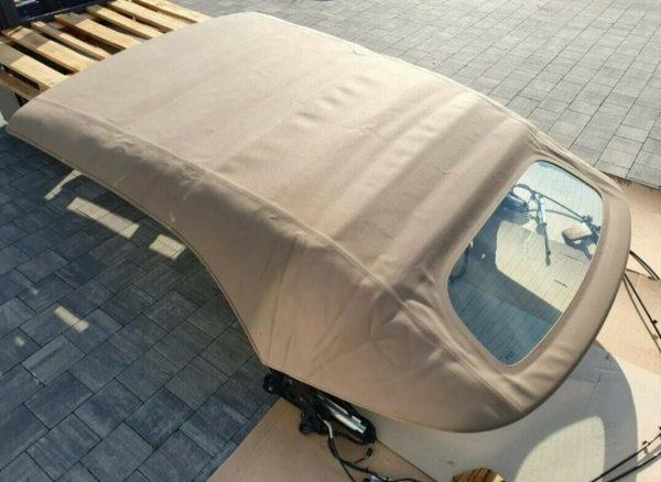 Rolls Royce Dawn RR6 Complete Convertible Roof OEM
