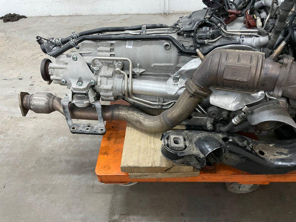 Bentley Continental GT 6.0 W12 Twin Turbo AWD ENGINE MOTOR & TRANSMISSION