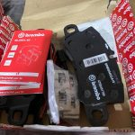 Ferrari F488 Brake Pads Front and Rear