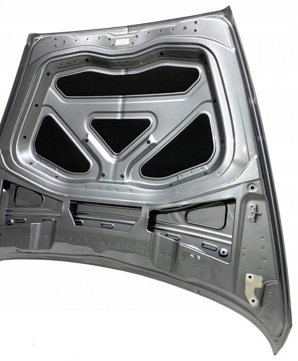 Bentley GTC Speed Front Bonnet Hood Silver OEM