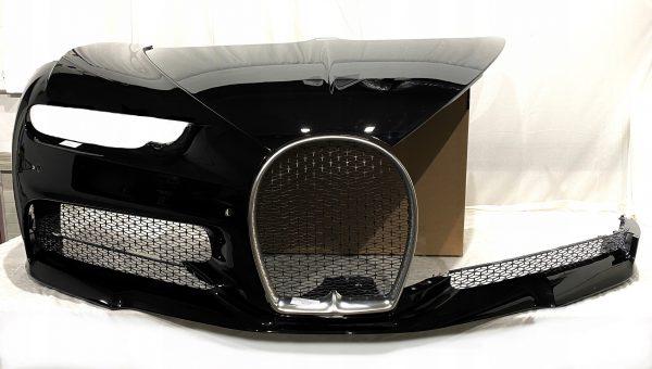 Bugatti Chiron Front End Complete Genuine OEM Parts