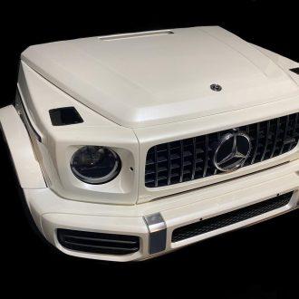 Genuine OEM Mercedes G63 AMG 2020 Complete Front W463