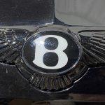 Bentley Bentayga Front Grill Cover 36A853653 Black Badge