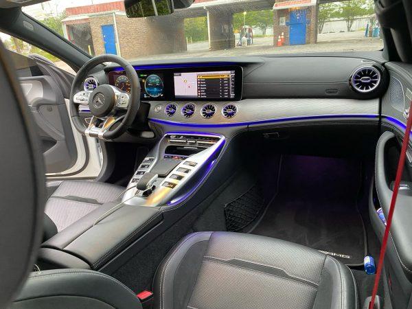 2020 Mercedes Benz AMG GT 53