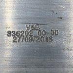 Ferrari 488 GTB Spider Front Beam Reinforcement 336202