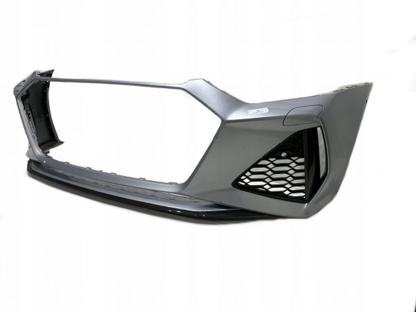 2020 Audi RS6 4K Front Bumper, With Carbon Elements Inserts