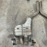 Bentley Continental GT GTC Factory Exhaust 2004-2009 OEM