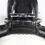 BMW M8 F91 Front end complete, Headlight, bumper, fenders, radiator package