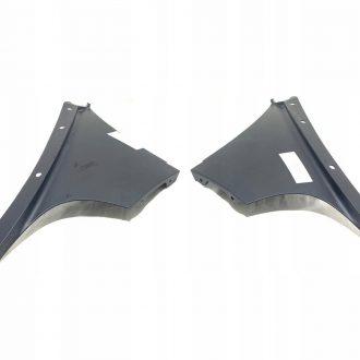 Bugatti Chiron Air Curtain Carbon Fiber