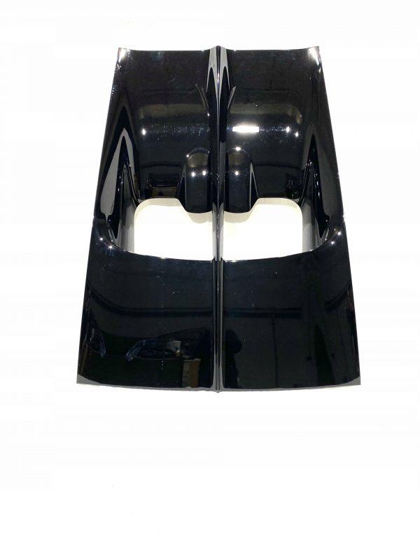 Genuine OEM Bugatti Chiron Mask, Engine Cover