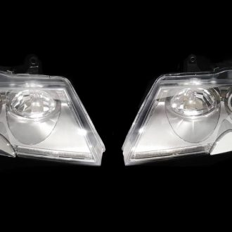 Bugatti Veyron Headlights . Genuine OEM