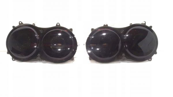 Bugatti Veyron Rear Tail Lights Set Of 2 5BO945096D & 5BO945095D
