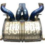 Bugatti Veyron Sport Exhaust OEM
