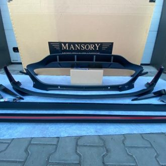 Bentley NEW Continental GT 2020 soft kit - MANSORY, Part number: 3S3522201