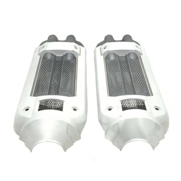 Bugatti Veyron Engine Cover Left&Right, Part Number: 5B0860379, 5B0860380