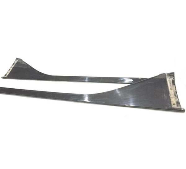 Bugatti Veyron Side Skirts Left&Right, Carbon Fiber, Part number: 5B0803099A