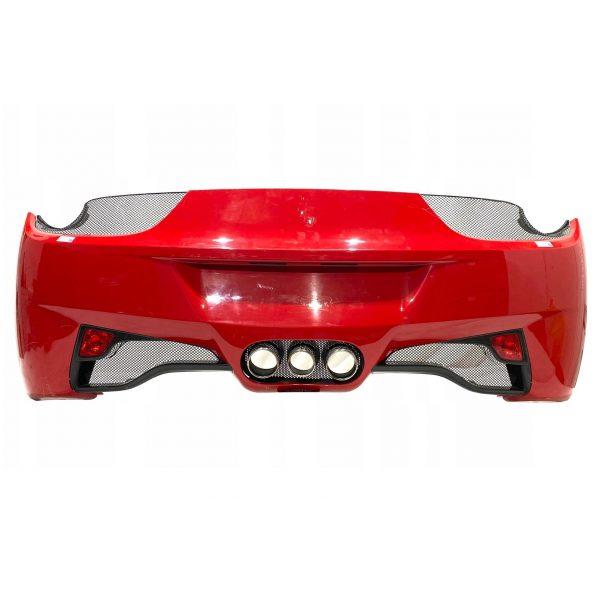 Ferrari 458 Italia Rear Bumper Cover Complete