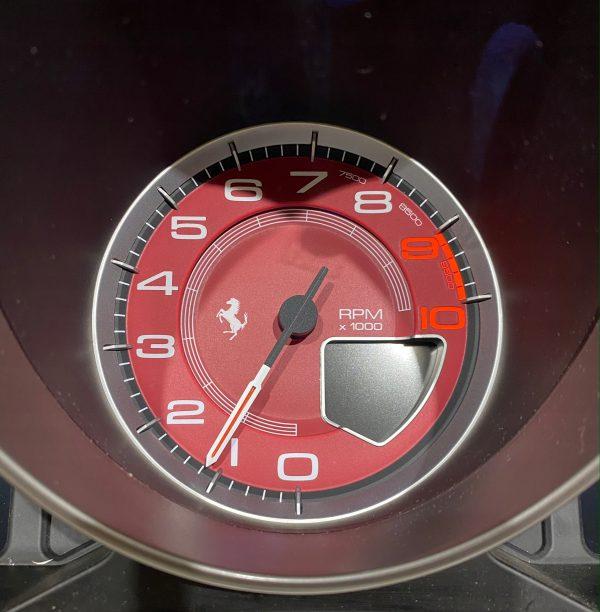 Ferrari 458 Italia Cluster Gauges Tachometer 251903