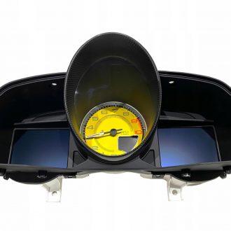 Ferrari 458 Spider Carbon Cluster Gauges Tachometer 273657