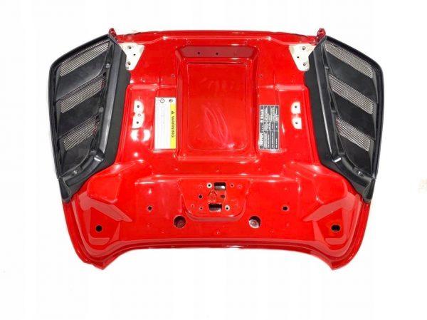 Ferrari 488 Spider Rear Cover Lid Trunk 87413911