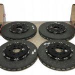 Ferrari 488 Brake Disks Rotors+ Pads Set Ceramic