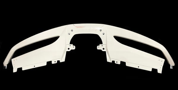 Ferrari 488 Front Spoiler Lip 86707910 White