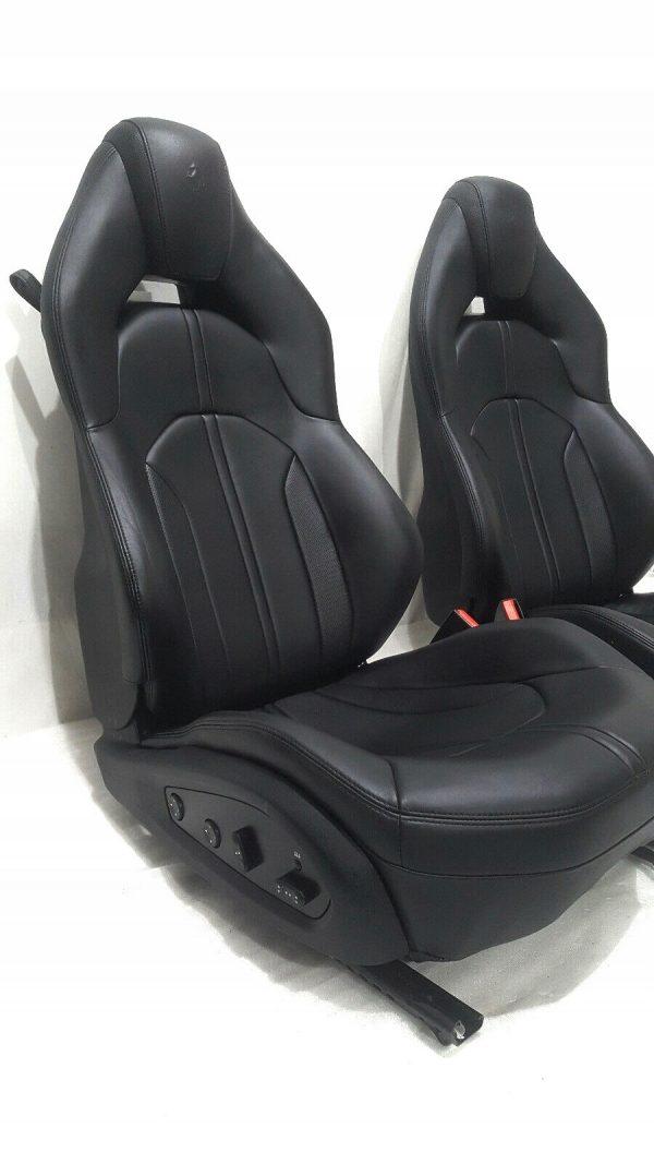 Ferrari F8 Tributo Left And Right Seats Driver Passenger Seats