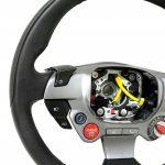 Ferrari F8 Steering Wheel Black OEM NEW