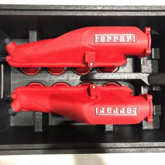 Ferrari GTC4 Lusso Turbo/California Turbo Intake Manifold 311210 311211 802593 802595 New