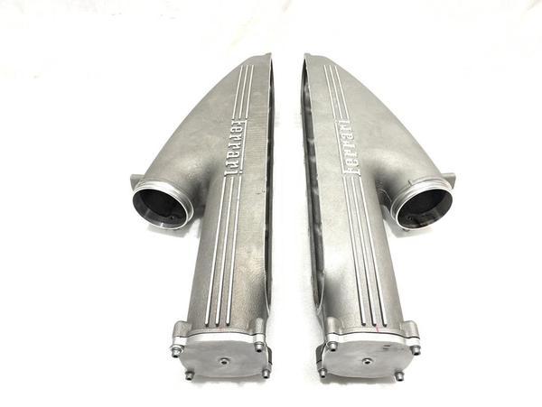 Ferrari F12 Intake manifold , L + R, Part number 288308