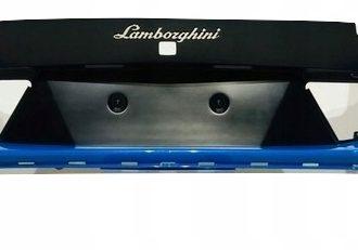 Lamborghini Aventador LP 740 S Rear Bumper