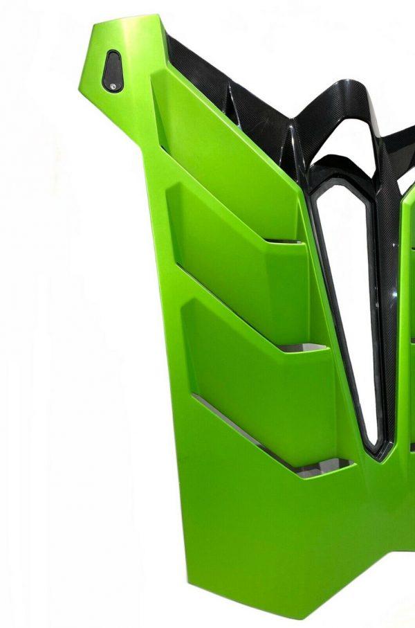 Lamborghini Aventador SVJ Coupe Tailgate Bonnet