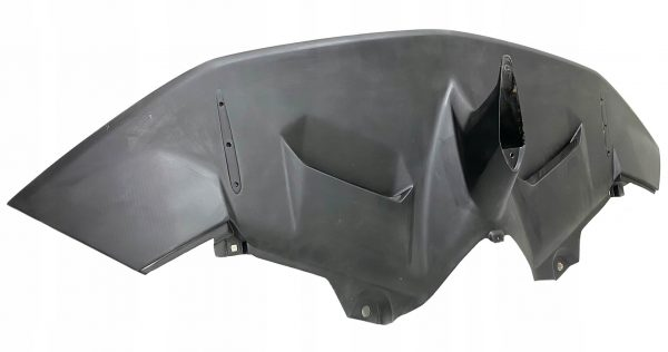 Lamborghini Aventador SVJ Lower Spoiler Carbon Rear Wing Lower Part Base