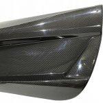 Lamborghini Aventador Right Door Panel Full Carbon 472867106P