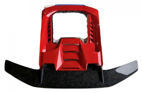 Lamborghini Huracan Performante Flap Rear Spoiler Trunk Lied Wing