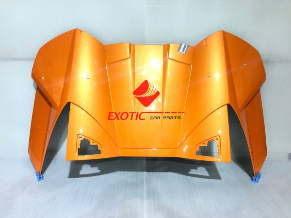 Lamborghini Huracan Spider Performante Rear Flap Engine Lid