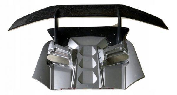 Lamborghini Huracan Spyder Performante Flap Spoiler Wing Trunk Lied.
