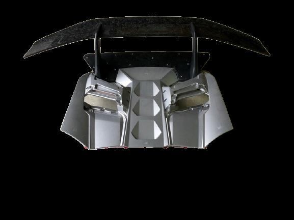 Lamborghini Huracan Spyder Performante Rear Wing