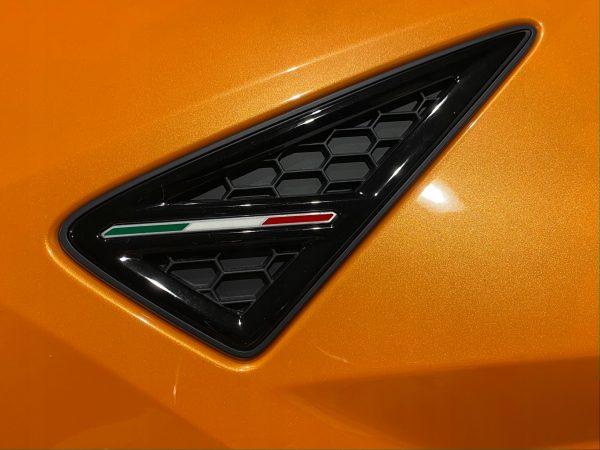 Lamborghini Urus Front Left Fender Driver Side