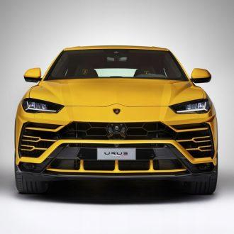 Lamborghini URUS Front Hood Bumper Fender Lamps