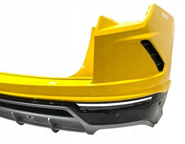 Lamborghini Urus Rear Bumper Yellow