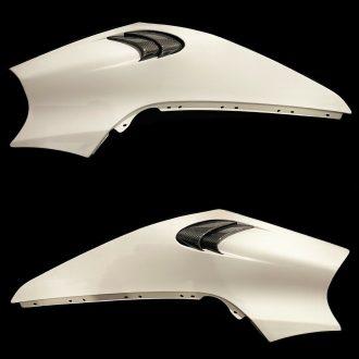 McLaren 720S 765LT Fenders Carbon Part Nr.: 14AA458MP