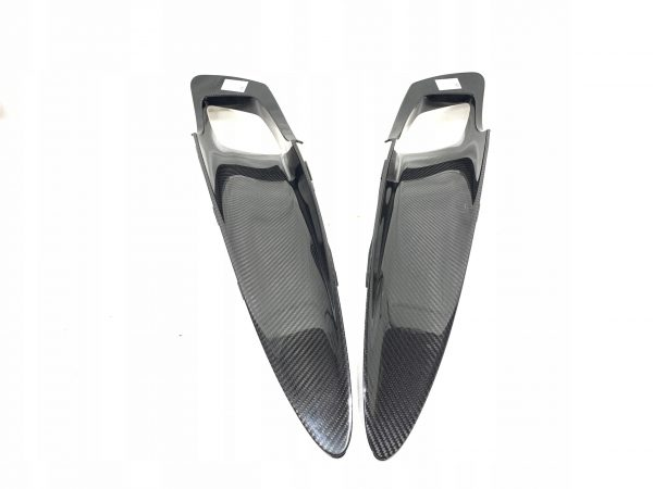 McLaren 720S Air Duct Inlet Left & Right Full Carbon Limited Edition