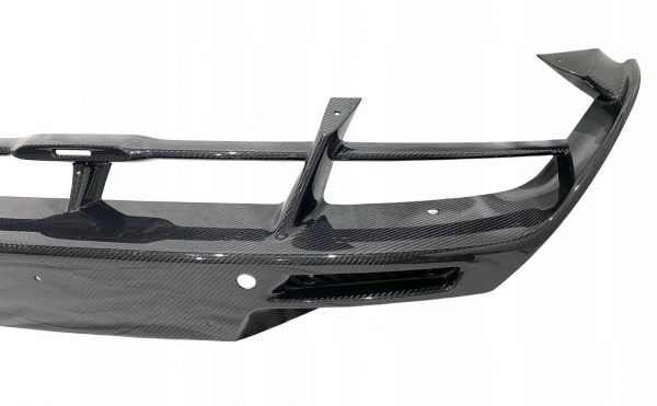 McLaren 720S Lower Part Of The Rear Bumper Rear Lip Full Carbon 14A4680CP Limited Edition