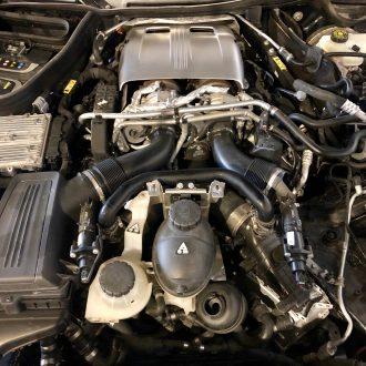 Mercedes AMG GTS Engine Motor 210 Miles M178
